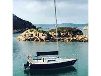 Hunter Sonata 23' Sailing Boat Yacht DEPOSIT TAKEN