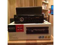 Sony Bluetooth car audio system stereo