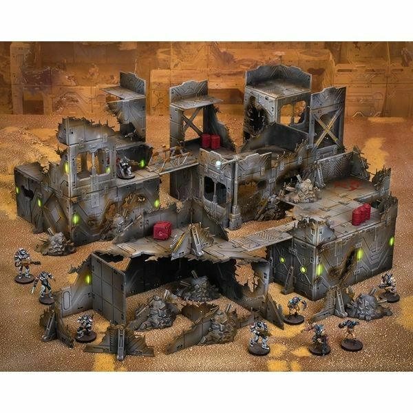 Terrain Crate: Ruined City