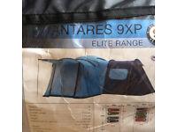 Wynnster Elite Antares 9 XP 9 man (person) tent