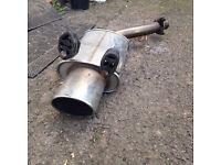 Vauxhall corsa b oval backbox£45 no offers