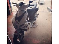 Sonik vortex 50 cc scooter 2013