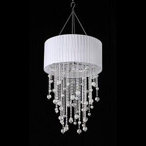 Crystal chandelier (wall plug in)