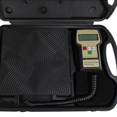 Electronic Refrigerant Charging Digital Weight Scale With Case