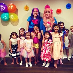 Shimmer and shine parties my little pony parties bubble guppies  Peterborough Peterborough Area image 3