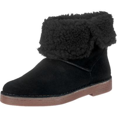 Clarks Drafty Haze  Winterstiefel Boots 26128231 4 080 Damen schwarz Gr.42  K178