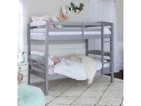 🎆💖🎆BEST SELLING BRAND🎆💖🎆SINGLE-WOODEN BUNK BED FRAME w OPT MATTRESS- GRAB THE BEST