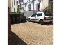 Relisting - Parking space to rent 5 minutes from the triangle and Clifton Down Station