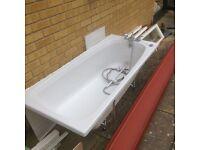 FREE bath and tap set