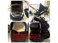 iCandy pushchaire, carriers, car seat and lots more items