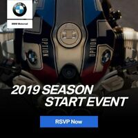 BMW Motorrad Season Start Event 2019
