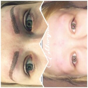 Permanent makeup by Maryam $249 special of October