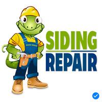 Calgary Siding Repair 403-278-7705