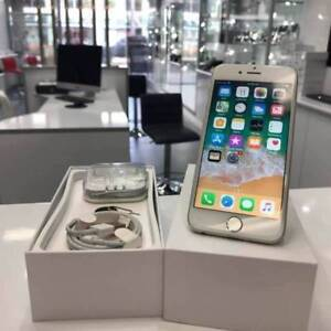 Good Condition iPhone 6S 16GB Silver Unlocked Surfers Paradise Gold Coast City Preview