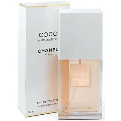 CHANEL Coco Mademoiselle EDT Spray Perfume 3.4oz / 100ml NEW IN SEALED BOX