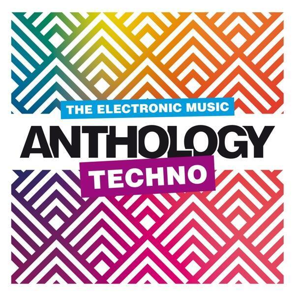 cd - VARIOUS ARTISTS - TECHNO ANTHOLOGY (nieuw)