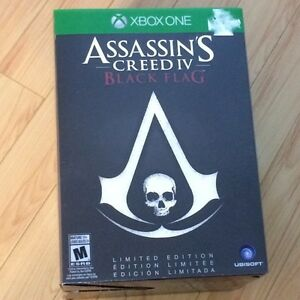 Assassin's Creed IV Black Flag - Limited Edition - Xbox One