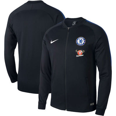 Nike Chelsea FC 2017/18Soccer Dry Squad Track Jacket (M) 905453 011