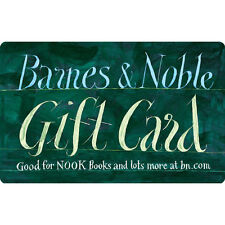 $100 Barnes & Noble Physical Gift Card For Only $90! - FREE 1st Class Delivery