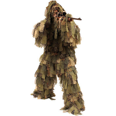 ghillie suit big game mossy
