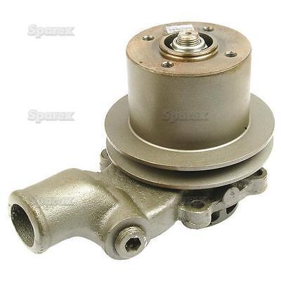 Massey-ferguson Tractor Water Pump Mf 50h 50hx 60h Backhoe Loader Perkins 4.248