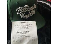 Billionaire Boys Club hat