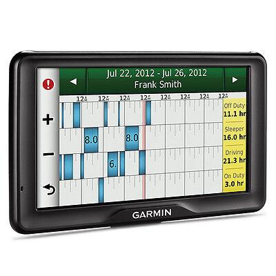 GARMIN dezl 760LMT GPS Truck Car Navigator Automotive Trucking 010-01062-02 on Rummage