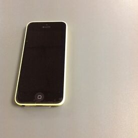 Apple iPhone 5c - 16GB - Unlocked - Yellow - 4G - Good Condition - With Receipt & Warranty