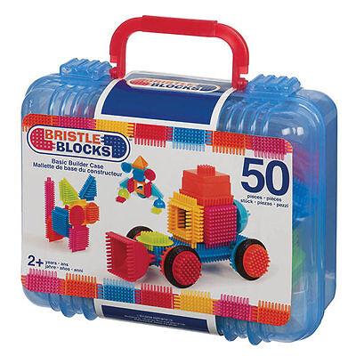 ile im Koffer - Steckspielzeug Noppenbausteine (Bristle Blocks)
