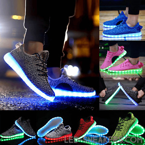 LED shoes all styles,colors,sizes