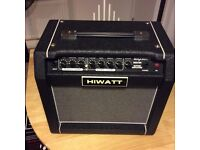 Hi watt 20 watt amp