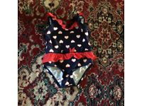Baby girls swimsuit