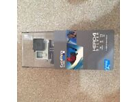GoPro Hero 4 Silver - New Sealed and Boxed