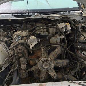 1998 Dodge Ram 24 valve parts truck Regina Regina Area image 3
