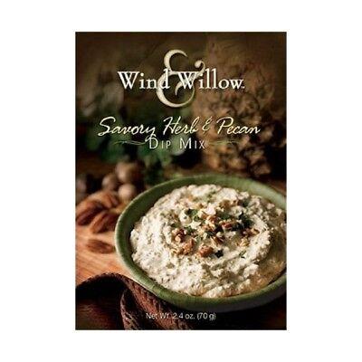 Wind & Willow Savory Herb & Pecan Dip Mix - Pecan Dip Mix
