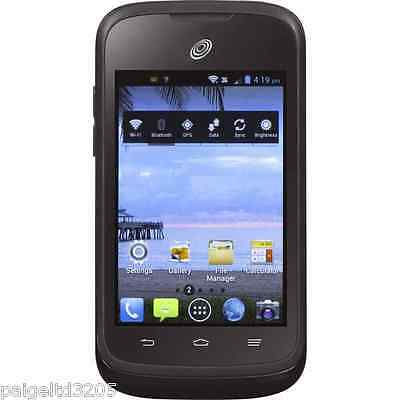 ZTE Whirl Android Prepaid Mobile / Cell Phone Smartphone for Telcel America