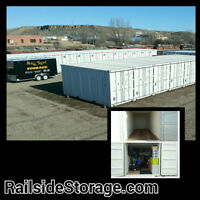8x20 Seacan Storage for RENT