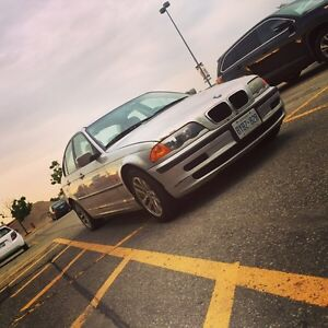 BMW for sale $3500 + rims and new winter tires installed!! Cambridge Kitchener Area image 6