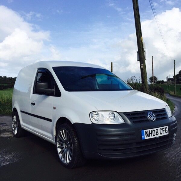 ***Vw Caddy 2.0Sdi For Swap, Can Add Cash***