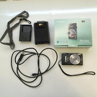 Canon PowersShot ELPH 115 IS 16 MP 8x Zoom 2.7 LCD