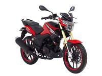 Lexmoto ZSX-R - Geared 125cc - Learner Legal - Ride From 17 - FREE DATATOOL TRACKER - 5YR Warranty