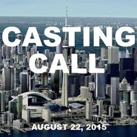 Casting Call For Music Video
