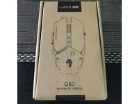 USB WIRED optical LED gaming mouse