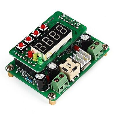 Step-down Digital-controlled Module Constant Current Cnc Power Supply 6-40v 0-3a