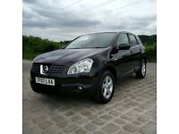 2007 Nissan Qashqai 1.5 DCI Documented Cambelt change! FREE 3 months warranty
