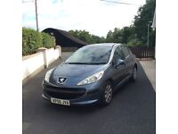 2006 Peugeot 207 S *1.4L petrol, MOT'd to November 2016*