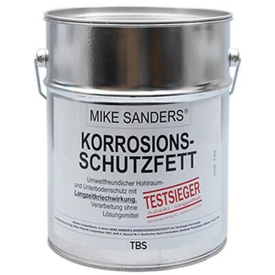 """Mike Sanders 4 kg """"weiche Mischung"""" Korrosionsschutzfett Rostschutz"""