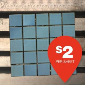 Mosaic Tiles - Massive Moving Sale!