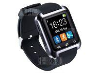U80 Smart Bluetooth Watch Call Message Reminder Sleep Monitor