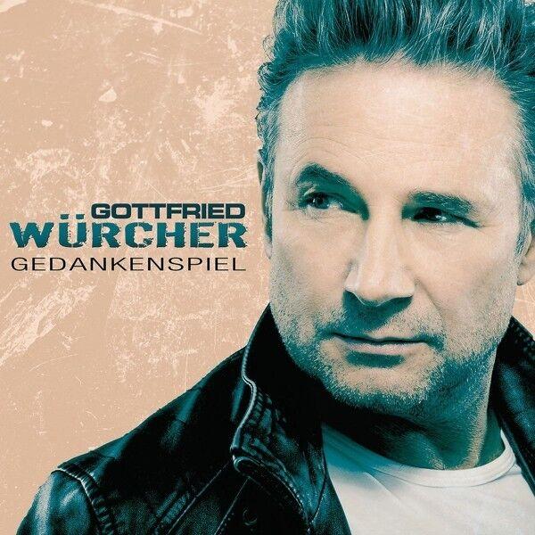 GOTTFRIED WÜRCHER - GEDANKENSPIEL  CD NEU